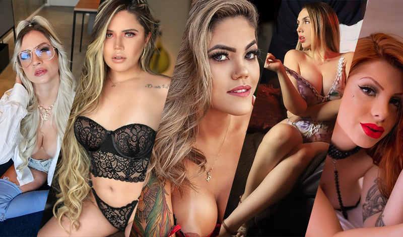 As acompanhantes mais procuradas do Brasil
